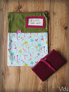 Úžitkový textil - Snack pack (Šedá) - 10888571_