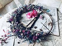 """Dekorácie - Prírodný veniec """"Rosemary"""" - 10887664_"""