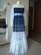 Šaty - Ľahučke letné originálne šaty - 10887434_