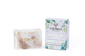 Drogéria - Nimba s medovkou- prírodné mydlo - 10888036_