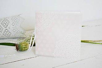 Papiernictvo - Svadobný pozdrav - ornament - 10890361_