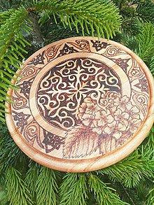Pomôcky - Servírovacia doska ornament - 10890258_