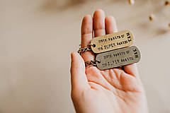 Kľúčenky - Prívesky na kľúče pre sestry - 10890326_