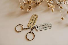 Kľúčenky - Prívesky na kľúče pre sestry - 10890328_