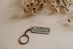 Kľúčenky - Prívesky na kľúče pre sestry - 10890337_