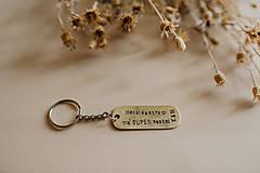 Kľúčenky - Prívesky na kľúče pre sestry - 10890338_