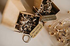 Kľúčenky - Prívesky na kľúče pre sestry - 10890341_