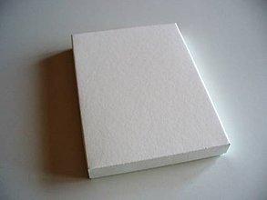 Krabičky - jemne smotanová - 10889901_