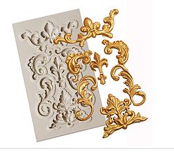 Nástroje - Silikónová forma- ornamenty - 10891340_