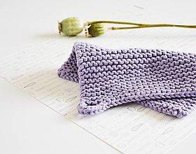 Úžitkový textil - Chňapka II EXTRA hrubá - fialová - 10890587_
