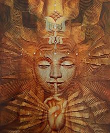 Obrazy - Schody do chrámu (art print) - 10891495_