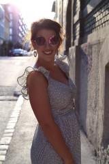 Šaty - Šaty AMÉLIE na dojčenie (XS) - 10890776_