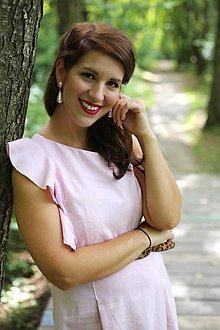 Šaty - Šaty LOVEFOOL Linen - 10890741_