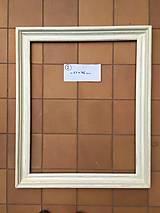 Rámiky - rám na zrkadlo - 10889176_