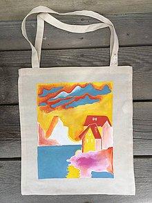Nákupné tašky - Plétené tašky/ plátenky - 10889279_