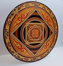 Dekorácie - Mandala Spolupatričnosti - 10893317_