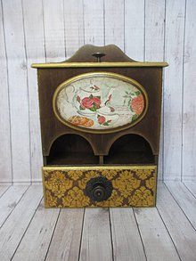 Krabičky - Krabica na čaj - 10891817_