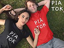 Tričká - Piatok (dámske alebo pánske tričko) - 10893679_
