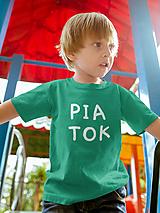 Tričká - Piatok (detské tričko) - 10893725_