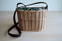 Kabelky - Prútená kabelka na rameno N°1 - 10893165_