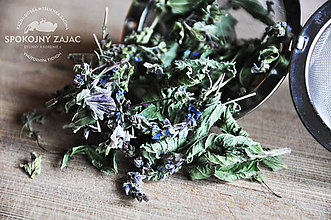 Potraviny - čaj - VERONIKA - bylinky - 10891616_