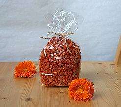 Potraviny - Nechtík lekársky-sušené kvety - 10891827_