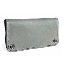 Peňaženky - Kožená peněženka Moneta Triviala Canua - 10892068_