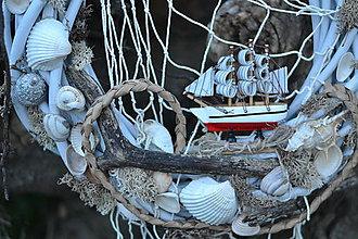 Dekorácie - mená lodí stratených... - 10894255_