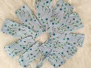 Úžitkový textil - Akcie: Vrecúška na sušenú levanduľu. - 10893700_
