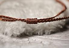Náhrdelníky - Náhrdelník s tyrkysom  - 10894071_