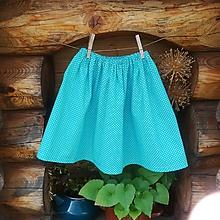 Detské oblečenie - Sukňa XII. - 10894429_