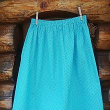 Sukne - Sukňa XIII. - výpredaj z 10,50 na 9€ - 10894434_