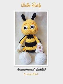 """Návody a literatúra - Návod """"Včielka Buddy"""" - 10897190_"""