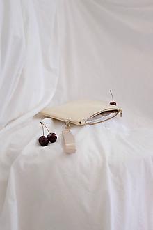 Kabelky - ZĽAVA *Kabelka Avé Silk Linen - 10896544_