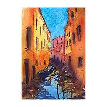 Obrazy - Benátky - 10895403_