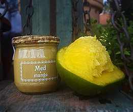 Potraviny - Med a mango - 10894492_