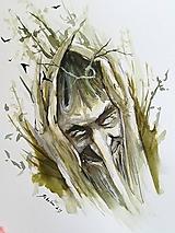 """Obrazy - """"emócia"""" - 10896328_"""