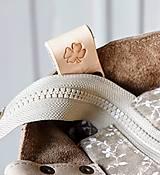 Veľké tašky - Kožená kabelka Casual bag No.3 - 10896198_