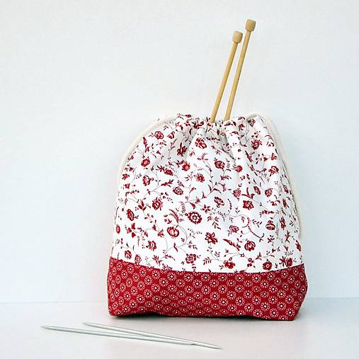Tvoritaška retro cibuľková ~ projetková taška