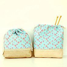 Iné tašky - Tvoritaška romantická ~ projektová taška - 10894613_