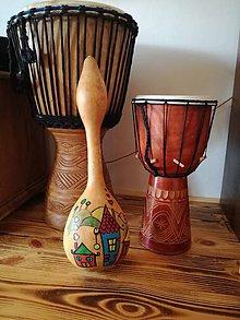 Hudobné nástroje - Rumba gula - 10896728_