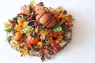Dekorácie - Jesenná dekorácia2 - 10895379_