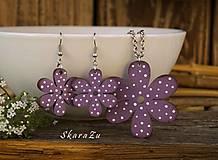 Sady šperkov - Bloom Lavender // set - 10896827_