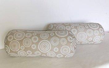 Úžitkový textil - Vankúš - valec č.6 - 10895747_