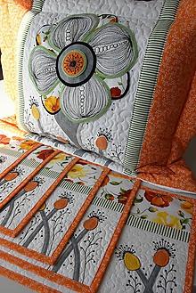 Úžitkový textil - SADA LIMITOVANÁ EDÍCIA  - zvýhodnený set - 10895778_