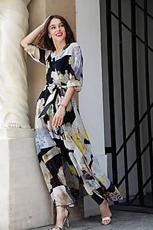 Šaty - Zavinovacie šaty Dáma - 10898315_