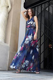 Šaty - Šaty Plisovaná lúka - 10898385_