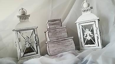 Krabičky - Šperkovnica alebo krabička na vaše drobnosti s nádychom dávnych čias - 10897797_