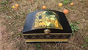 """Krabičky - Šperkovnica """"V objatí"""" - 10900089_"""