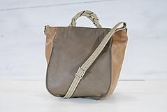 Veľké tašky - Kabelka - Gisela - 10897669_
